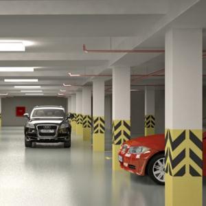 Автостоянки, паркинги Старой Полтавки