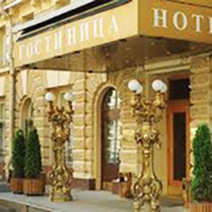 Гостиницы Старой Полтавки
