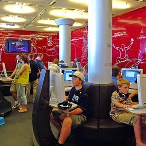 Интернет-кафе Старой Полтавки