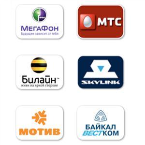 Операторы сотовой связи Старой Полтавки
