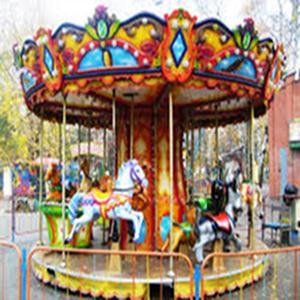Парки культуры и отдыха Старой Полтавки