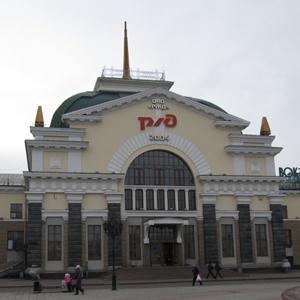 Железнодорожные вокзалы Старой Полтавки
